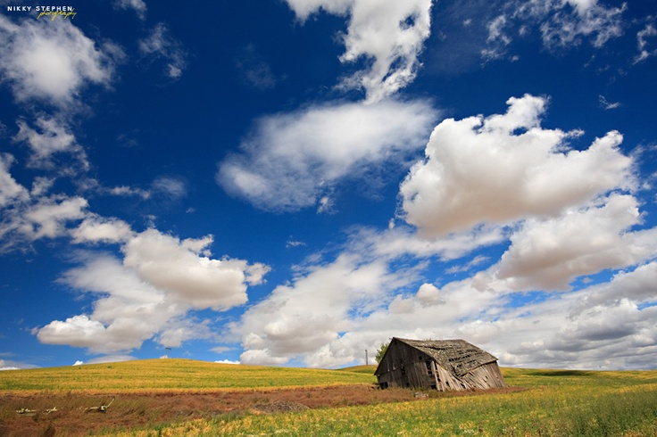 Fixer upper in the Palouse