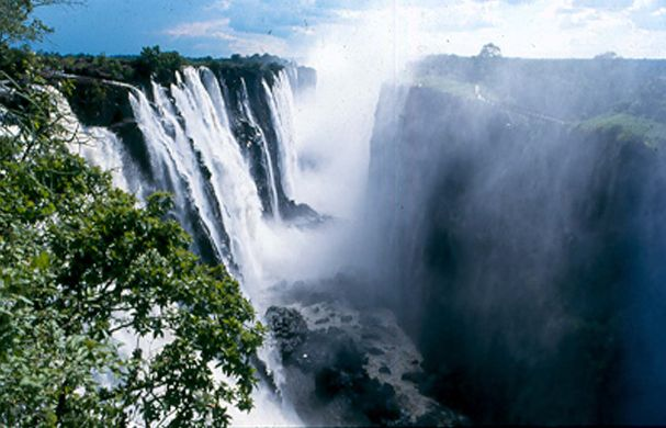 See Victoria Falls in Africa with the African tour. #GFT http://globalfamilytravels.com/africa-learn-serve-immerse/
