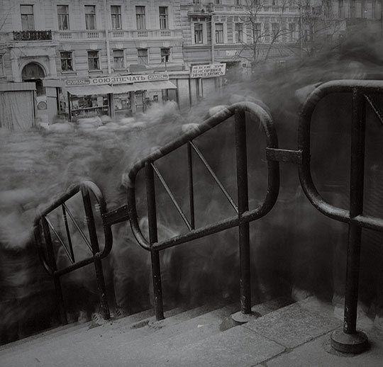 City of shadows, 1992-1994 © Alexey Titarenko