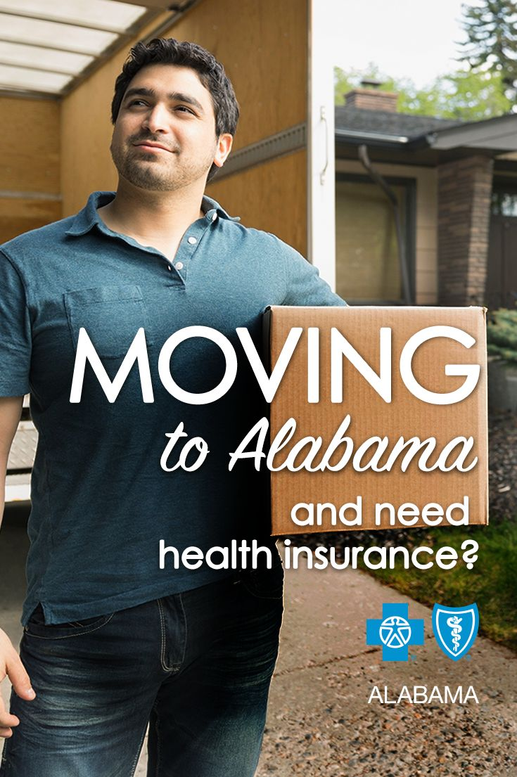 Did you recently move to Alabama? Changes in your life may mean you can get the protection of a health insurance plan from Blue Cross and Blue Shield of Alabama right away. Click now to learn more about qualifying life events.