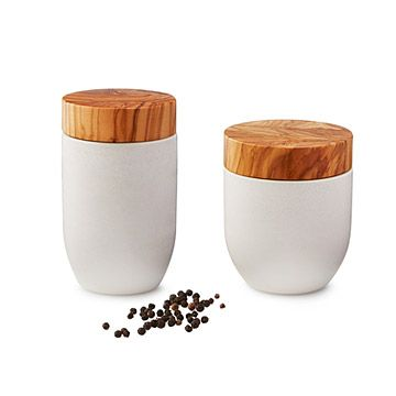 Wood Stem Champagne Flutes - Set of 2 | mesquite wood | UncommonGoods