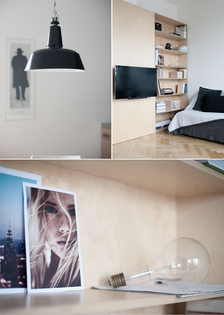 17 best images about maximize small spaces on pinterest house tours studios and prague - Maximize small spaces property ...