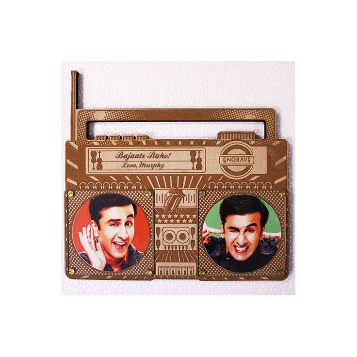 10% off on Bajaate Raho Photo Frame only at #celebstall  #photoframe #gift #homedecor #weddinggift #sale #discount  http://goo.gl/pS07sD www.celebstall.com