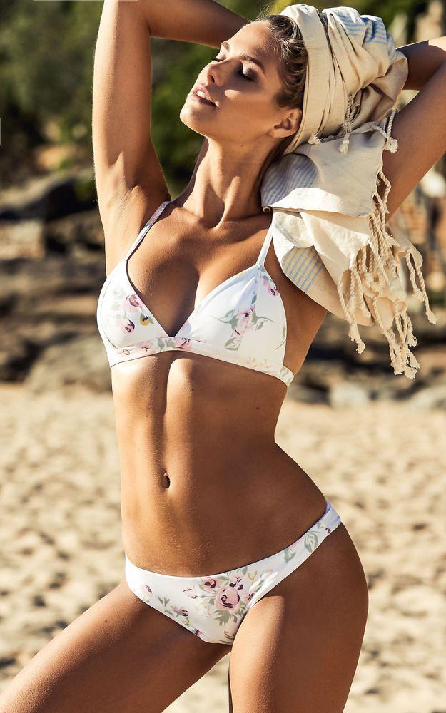 Wild Love Bikini Bottom in  floral print SHOWPO Fashion Online