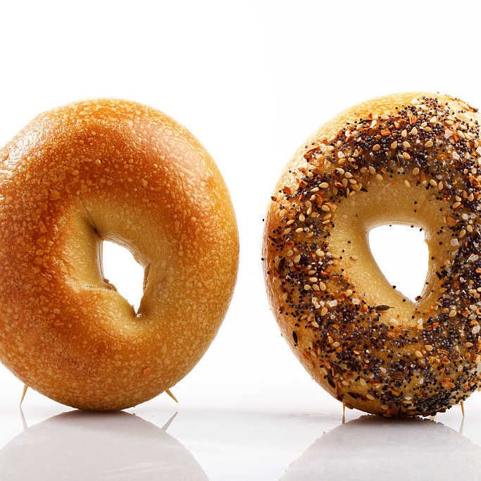 When life hands you plain bagels, do something about it. Here are 3 super simple ways to spice up your bagel life using 1 all-purpose...