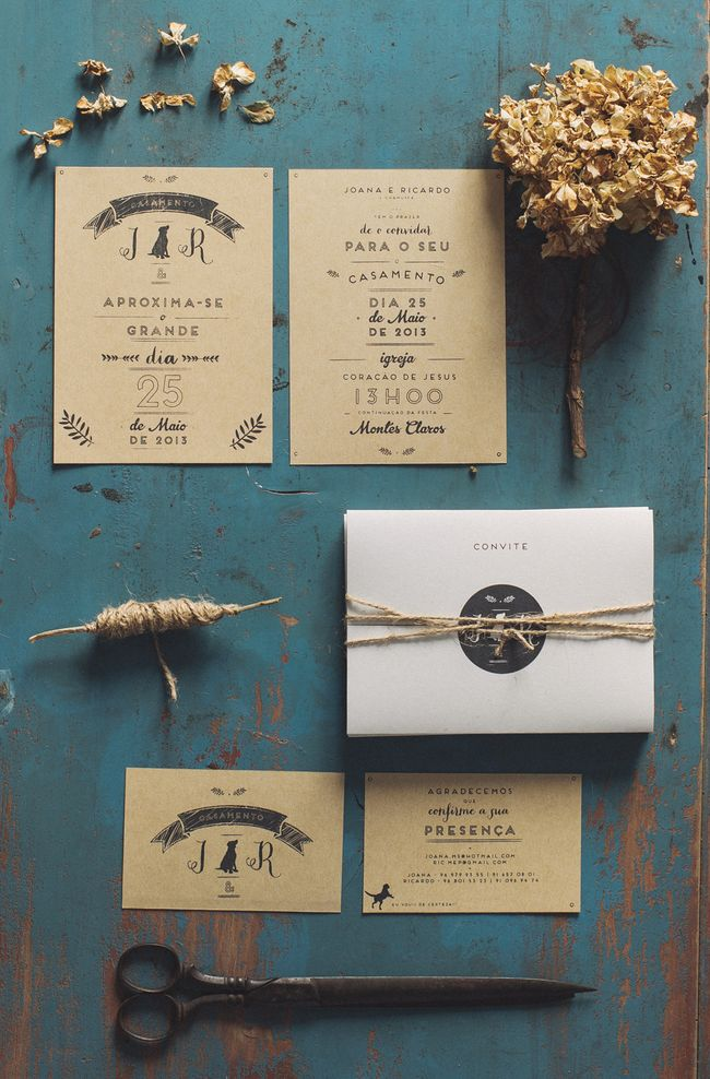 Invitation Design By Rita Oliveira