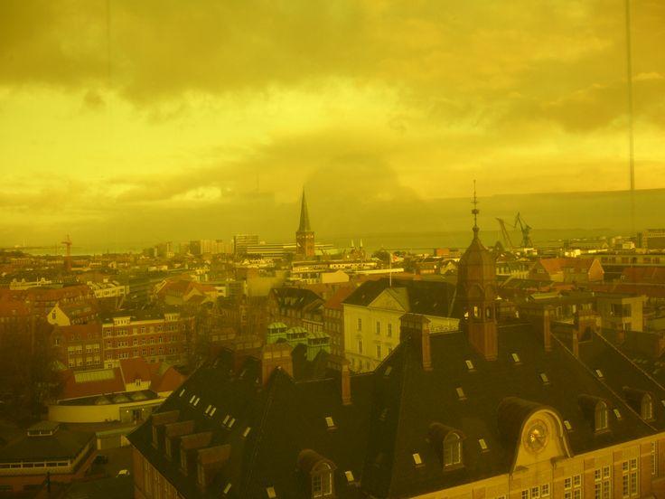 General view of Aarhus