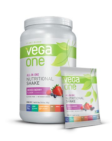 Vega One Mixed Berry All in one shake