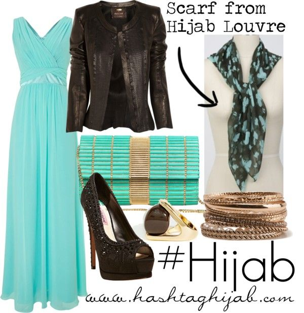 Hashtag Hijab Outfit #126