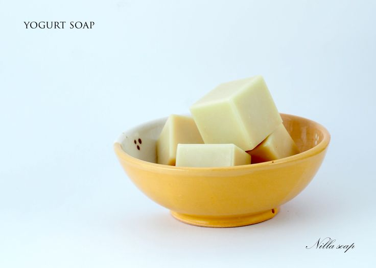 This soap was destined for those with sensitive skin. I used full fat white yogurt to increase the gentleness of this soap.