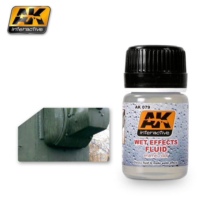 AK079 - Wet effects fluid