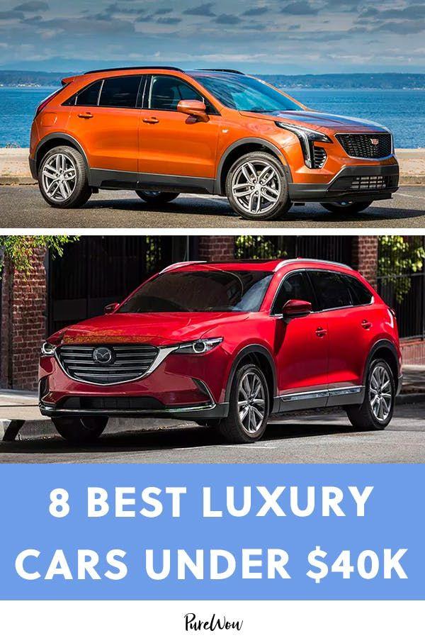 The 8 Best Luxury Cars Under 40k You Heard Us Best Luxury Cars Luxury Cars Luxury Car Brands