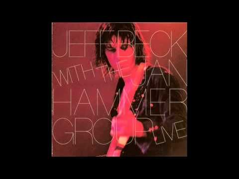 Guitar innovator JEFF BECK WITH THE JAN HAMMER GROUP   Blue Wind