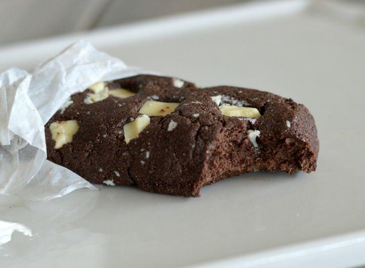 Brownie-proteinbar med sukkerfri hvit sjokolade