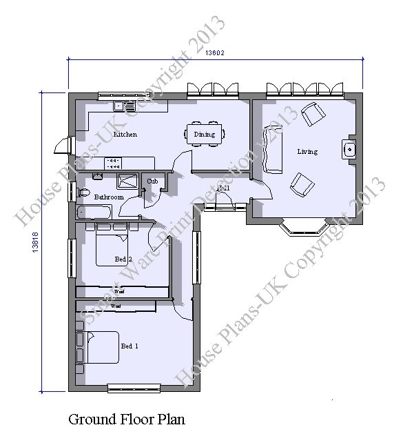 Period house plans uk
