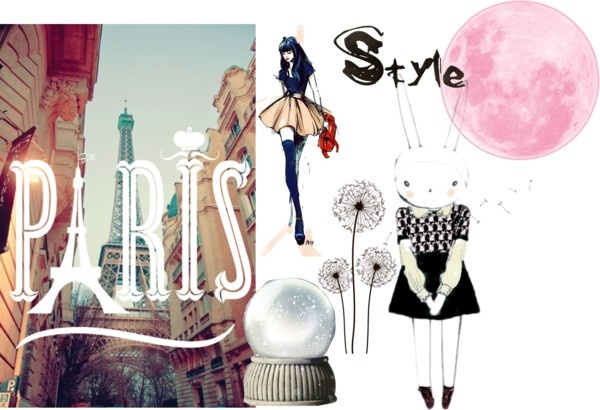 """""""Artistic Mood Board"""" by gurlinterrupted on Polyvore"""