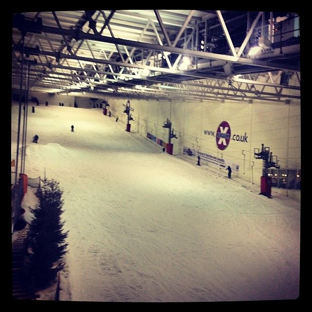 For an indoor skiing session then Snow Factor at Xscape in Renfrewshire is a brilliant day out.