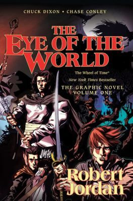 The Eye of the World: The Graphic Novel, Volume One begins Robert Jordan's epic fantasy tale by introducing Rand al'Thor and his friends Matrim and Perrin at the spring festival.