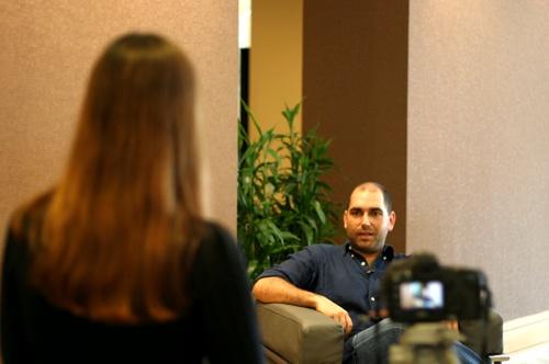 Entrevista com o fadista Marco Rodrigues