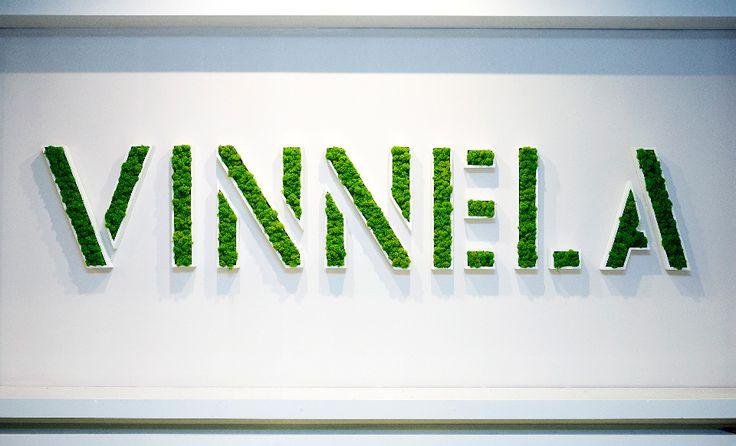 Moss Identity #logotipo #verde #green #liquen #lichen #letrascorporeas #branding #identidadcorporativa #logo