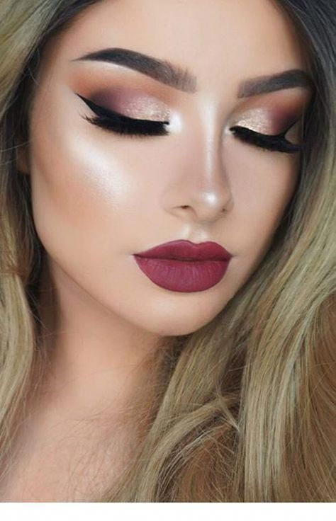Amazing gorgeous makeup for blondes.. #gorgeousmakeupforblondes