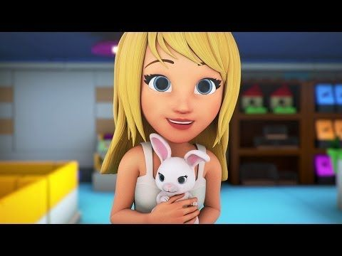 ▶ Stephanie's Surprise Party - LEGO Friends - Full Episode - YouTube
