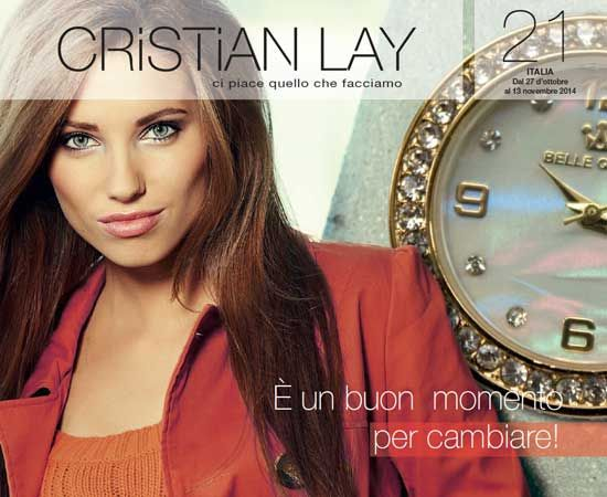 Catalogo di Campagna N.21! #CristianLay