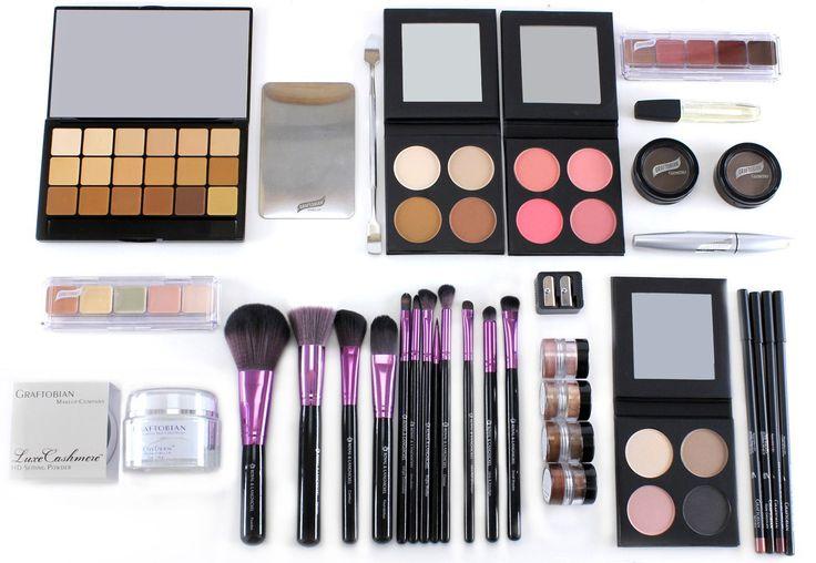 Make-Up Must-Haves | Makeup kit, Pinterest makeup, Makeup must haves