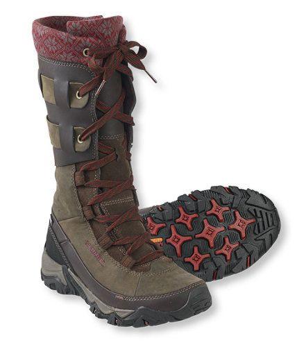 Women's Merrell Polarand Rove Waterproof Boots