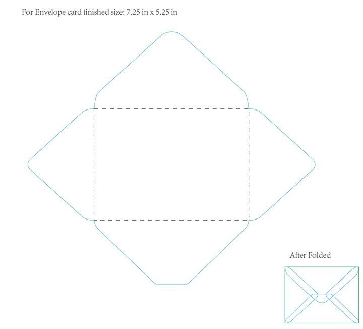 25+ unique 5x7 envelopes ideas on Pinterest Rehearsal dinner - sample 5x7 envelope template