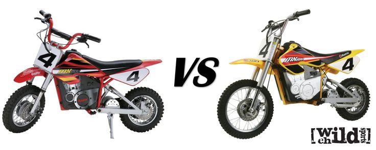 Here's a great buyers guide to help you choose the best Razor Electric Dirt Bikes for you or your child. #toys #christmasgifts #dirtbikes