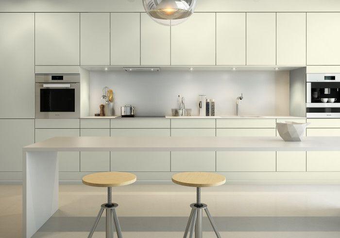 Sigdal kjøkken - Amfi Eik, fargekode: S0502-Y05R