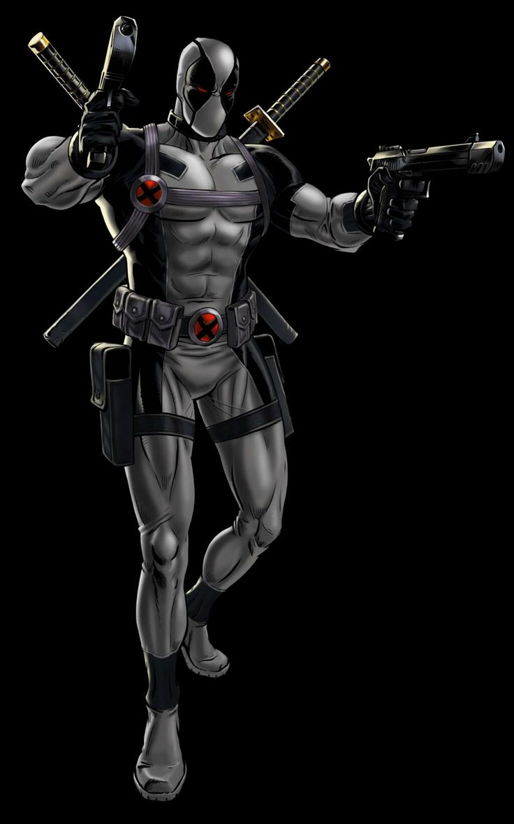 From the Deadpool image and art archives. Find this Pin and more on Marvel Avengers Alliance ... & The 37 best Marvel Avengers Alliance images on Pinterest | Marvel ...