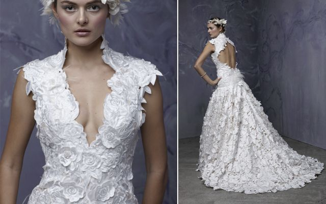 St. Pucchi Wedding Dresses   OMG I'm Getting Married UK Wedding Blog   UK Wedding Design and Inspiration for the fabulous and fashion forward bride to be.