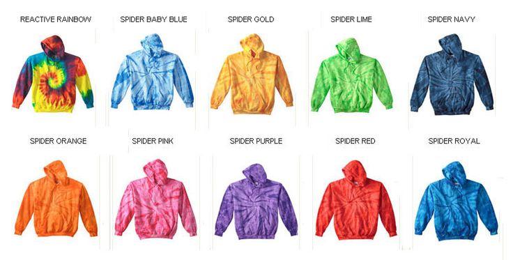 Dye color combinations google search textiles pinterest - Tie and dye colore ...