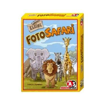 Fotó szafari - Kleine Fotosafari - logikai családi tásasjáték 6 éves kortól - Abacusspiele