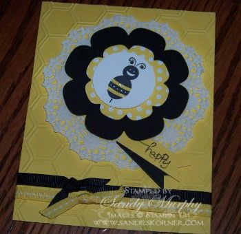 bug me stampin up - Google Search