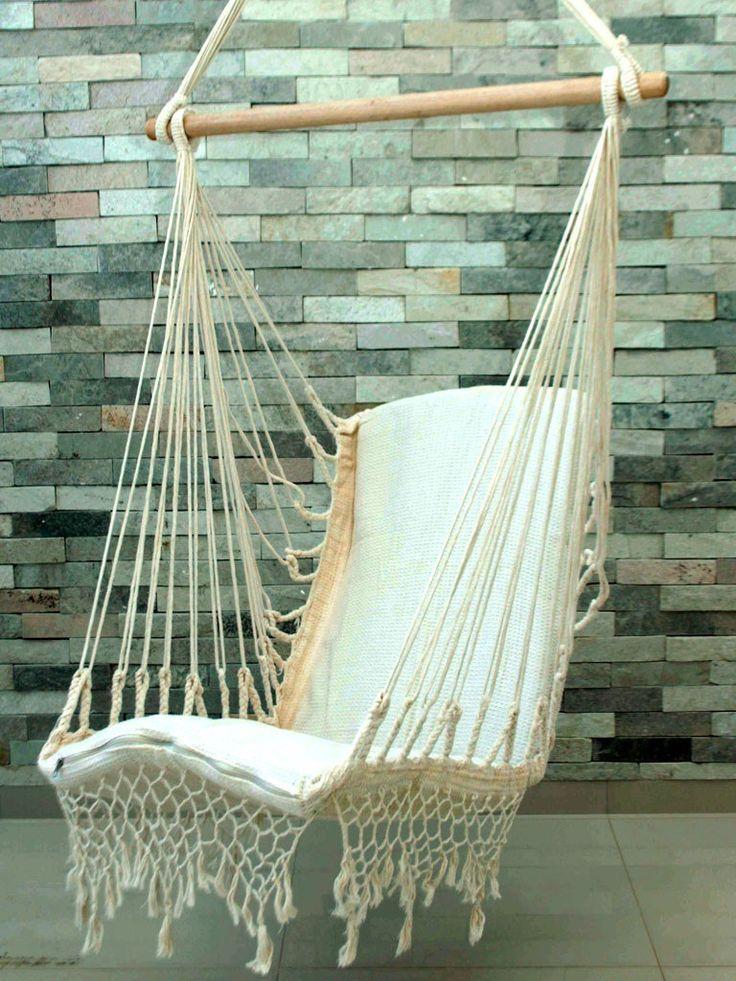 Rede Cadeira De Balanço Para Teto - Frete Grátis - R$ 119,90 no MercadoLivre