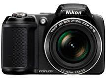 Cámara Semiprofesional Nikon L-330 BLACK CoolPix $129.990