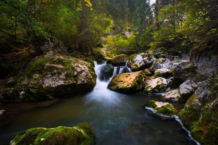 riverfall ;) by Denis Rusu on 500px
