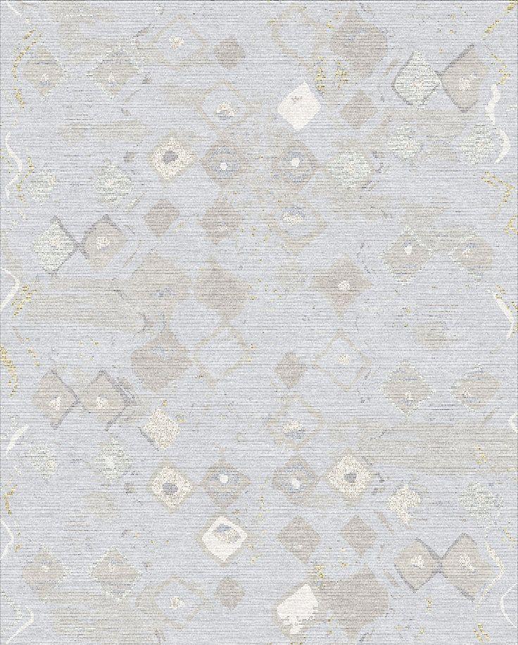 Gorgeous rug by  TammyKanat Mirror - Vintage Nayoma_ in PowderBlue