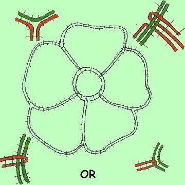 Brilliant series of needle lace tutorials