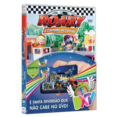 Roary o Carrinho de Corrida - Flecha Apronta na Pista (DVD)