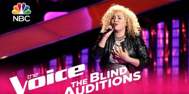 LDS 14-Year-Old Chosen for NBC's The Voice | Meridian Magazine - LDSmag.com | Maybe you're already one of the millions of people who have watched LDS 14-year-old pop singer Aaliyah Rose's YouTube videos. After a successful audition at The Voice this week, there will be millions more.