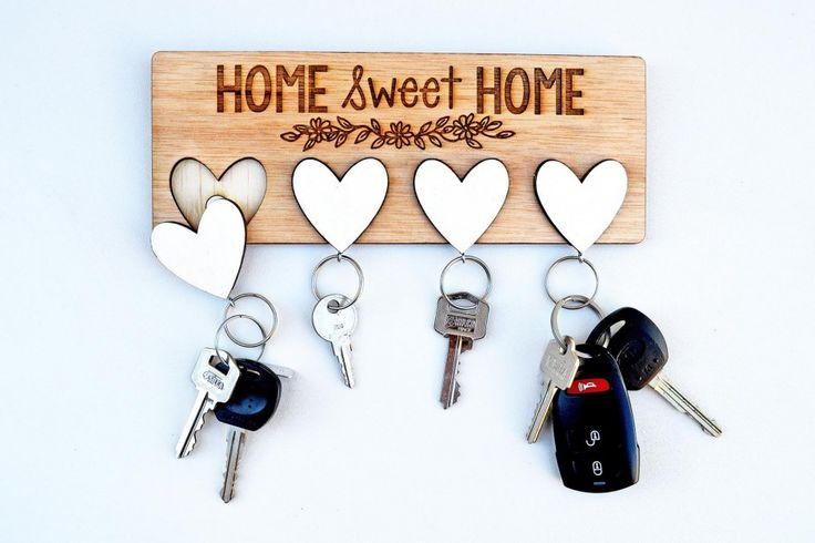 1000 Ideas About Wall Key Holder On Pinterest Key