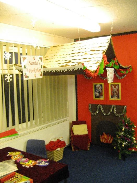 Classroom Display Ideas Nursery ~ Best images about role play christmas on pinterest