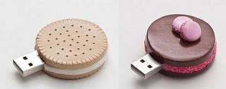 USB cookie!: Cadeaux Ideas, Usb Sticks, Cookies Usb, Clef Usb, Fimo Usb, Memories Sticks, Object, Fun Usb Cookies, Cookies Cak Memories