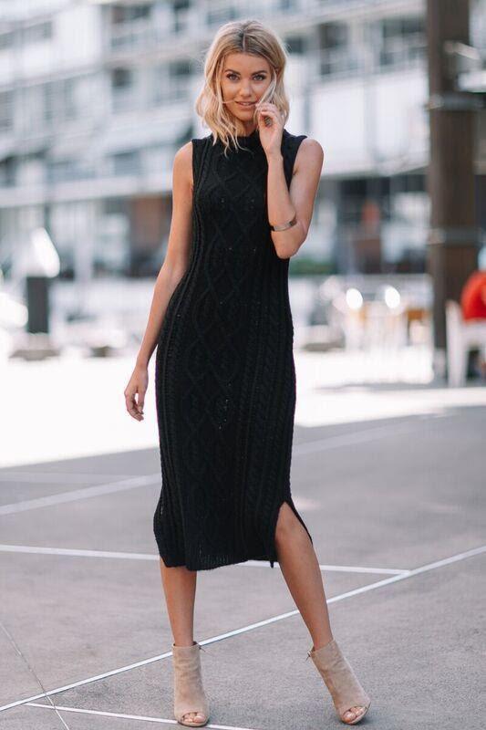 Sundays the Label - Queenie Knit Dress