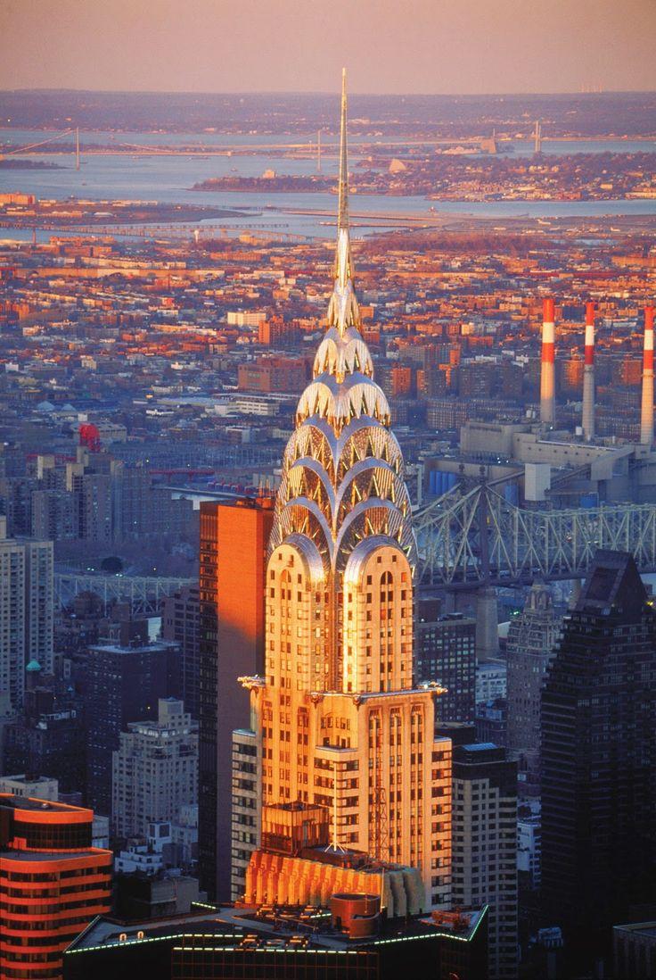chrysler building new york city ny state of mind pinterest. Black Bedroom Furniture Sets. Home Design Ideas
