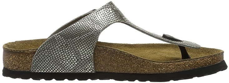 Birkenstock Women's Papillio Gizeh Thong Sandal Embossed Leather -- You can find out more details at the link of the image. (This is an affiliate link) #shoesday